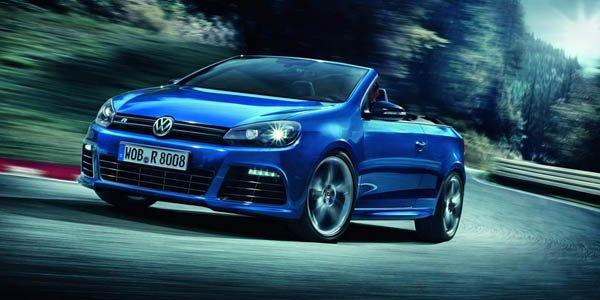 VW Golf R Cabriolet : c'est la dernière
