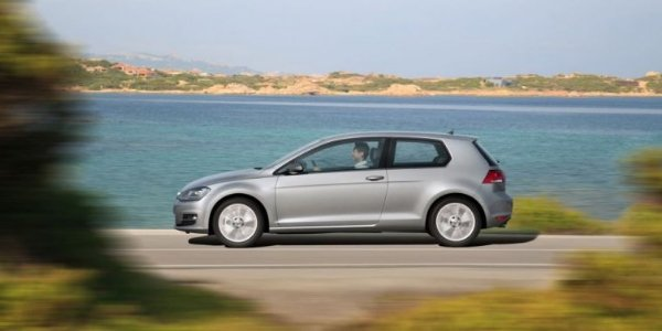 VW Golf VII élue voiture de l'année 2013