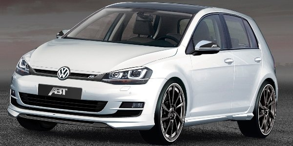 La Volkswagen Golf 7 par ABT
