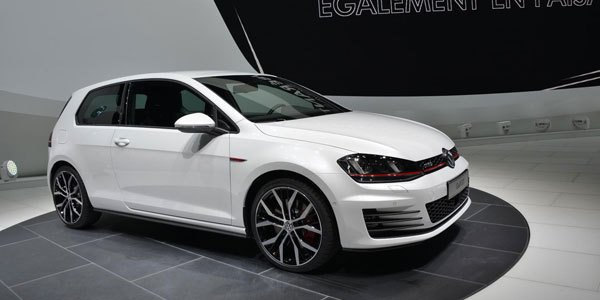 Volkswagen Golf VII GTI, les prix