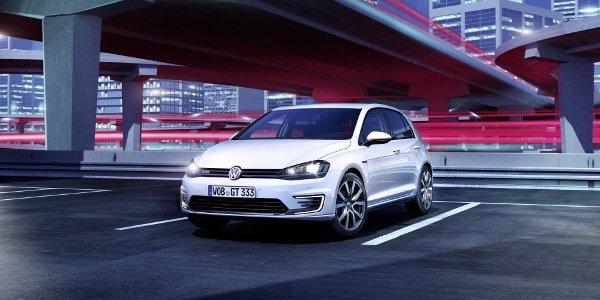 Volkswagen : la Golf GTE pour Genève
