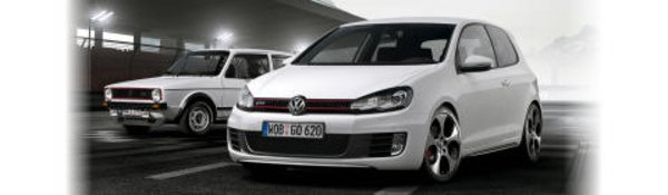 Volkswagen Golf GTI : la VI au Mondial