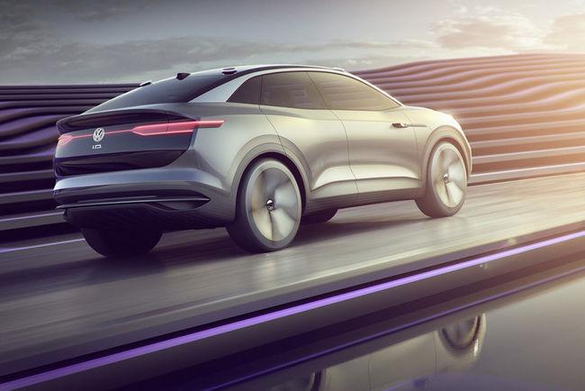 Concept I.D. Crozz : le Crossover électrique de VW