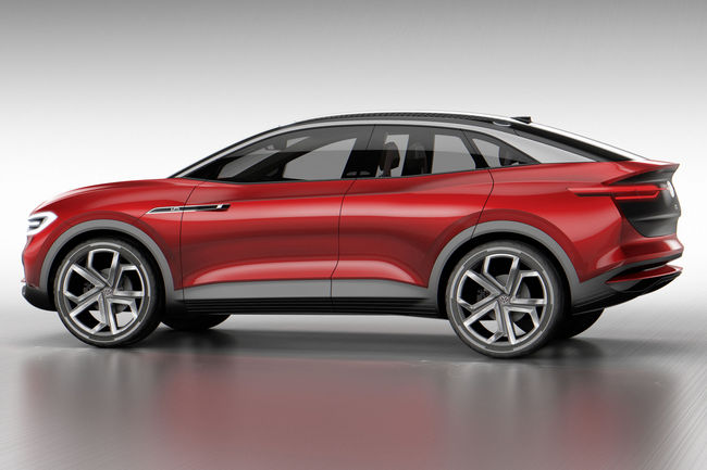 Francfort : concept Volkswagen I.D. Crozz II