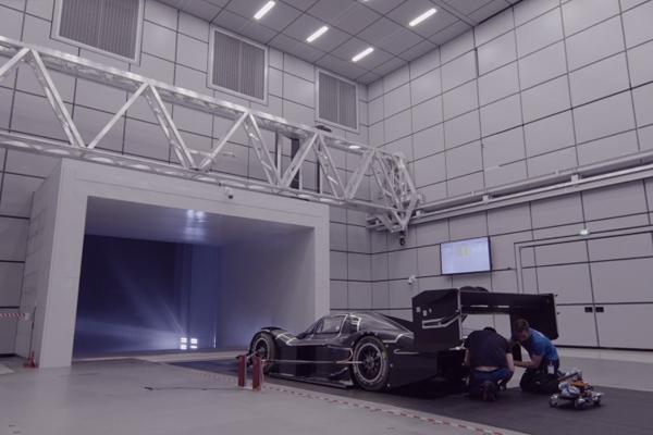VW I.D. R Pikes Peak : l'aérodynamique