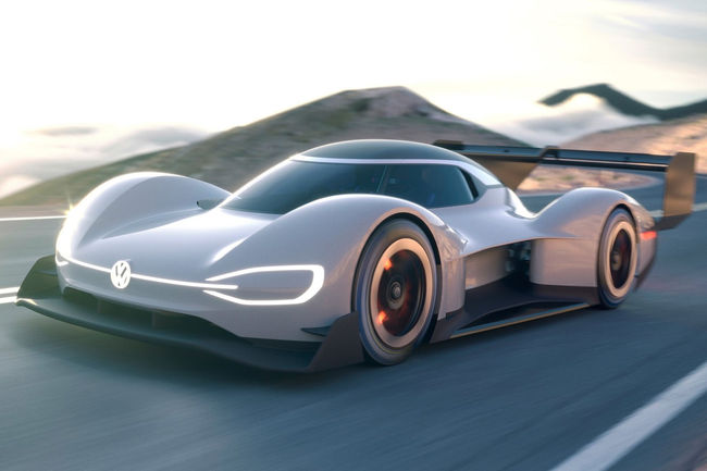 VW I.D. R Pikes Peak : un design reconnaissable