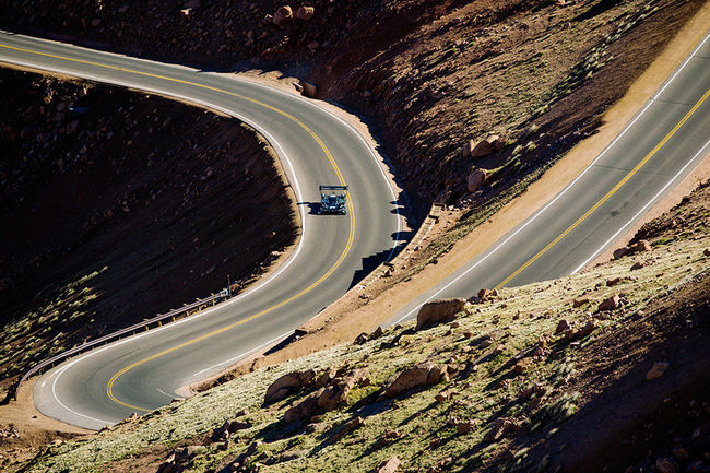 Le prototype VW I.D. R Pikes Peak dévoile ses couleurs