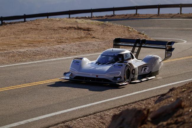 Pikes Peak : essais prometteurs pour le prototype Volkswagen