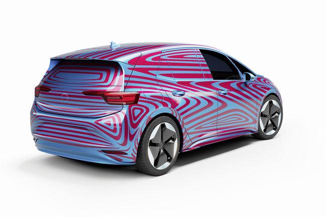 VW dévoile le premier membre de la famille ID.
