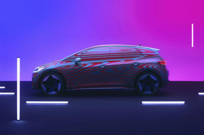 VW ID.3 : déjà plus de 10 000 précommandes