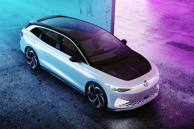 Concept-car : VW ID. SPACE VIZZION