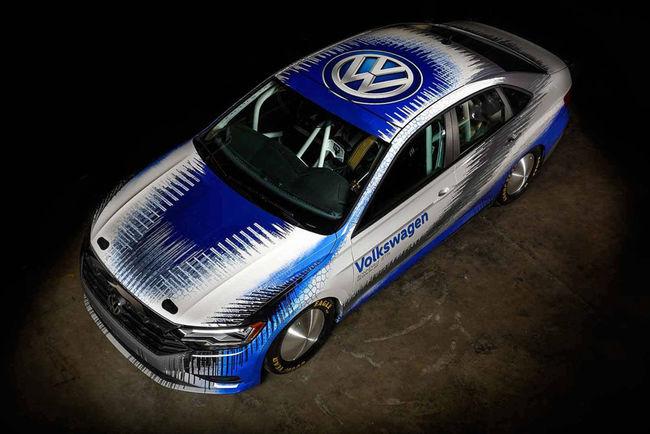 Bonneville : VW reporte sa tentative de record