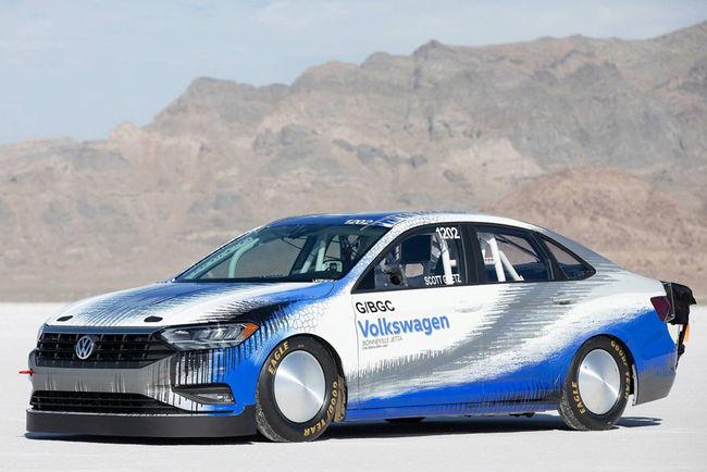 VW signe un nouveau record à Bonneville