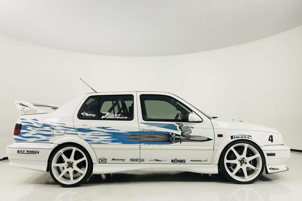 A saisir : VW Jetta GL 1995 Fast & Furious