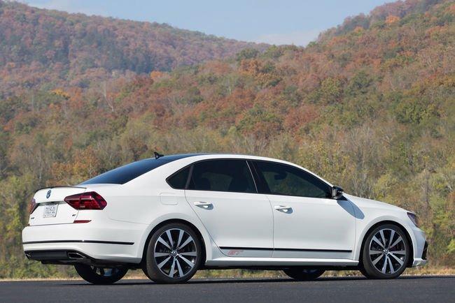 Volkswagen Passat GT Concept : pour les US ?