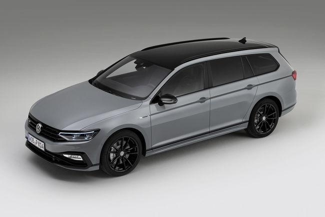 VW Passat Variant 4MOTION R-Line Edition
