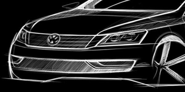 Volkswagen dévoile la Passat US