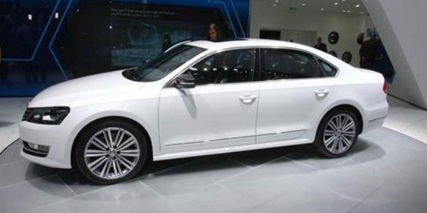 250 ch pour la VW Passat Performance
