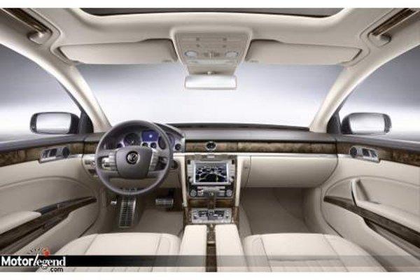 la volkswagen phaeton mise jour actualit automobile. Black Bedroom Furniture Sets. Home Design Ideas