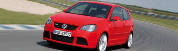 Polo GTI Cup Edition: parfum de course