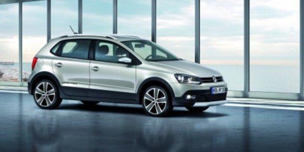 Salon de Genève : Volkswagen Cross Polo