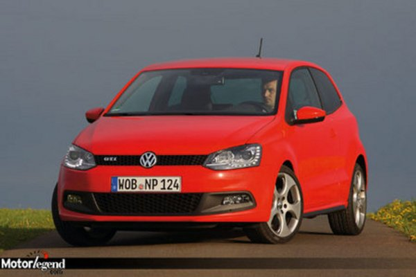 volkswagen polo gti les prix actualit automobile motorlegend. Black Bedroom Furniture Sets. Home Design Ideas