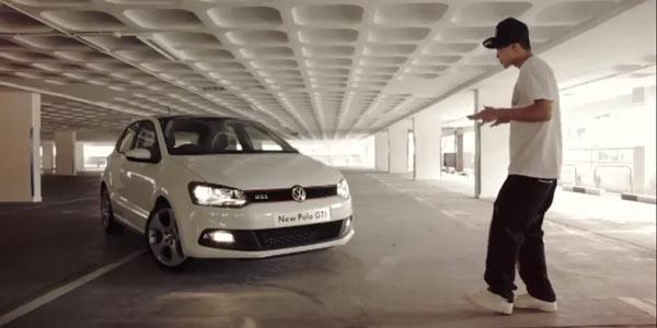 La VW Polo GTI fait un jam