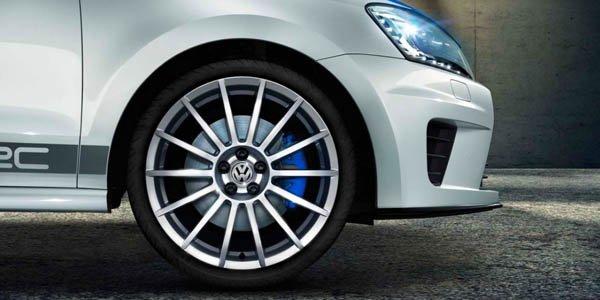 4 roues motrices pour la VW Polo R ?