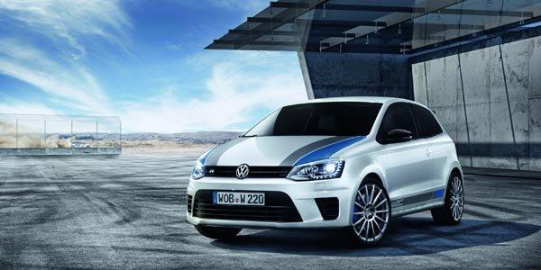 La Polo R WRC vous attend en concession