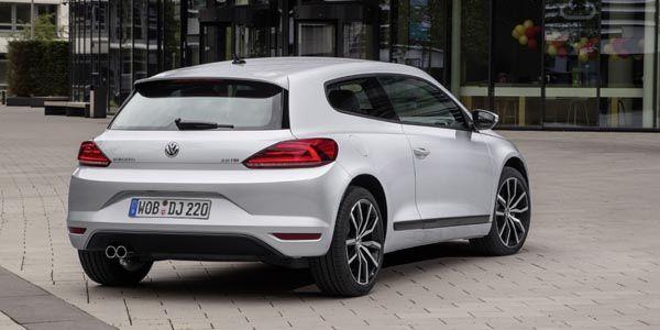Une série limitée Sport Edition pour le VW Scirocco