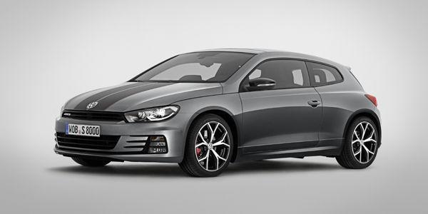 La Scirocco GTS fait sont retour au catalogue VW