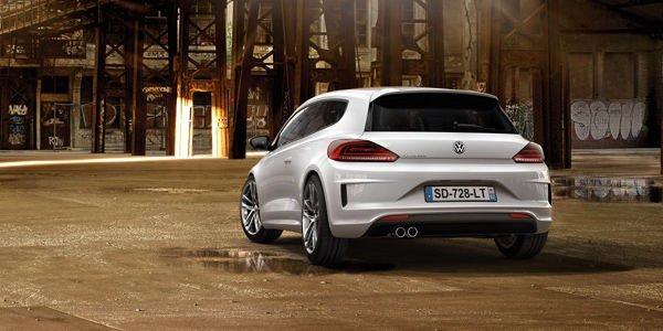 Le VW Scirocco fait le plein de nouveautés
