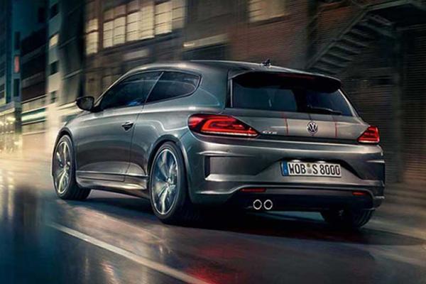 Série spéciale Ultimate pour le VW Scirocco