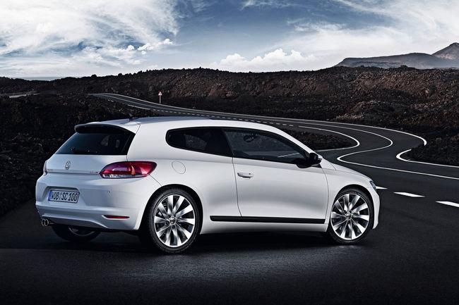 Clap de fin pour le VW Scirocco