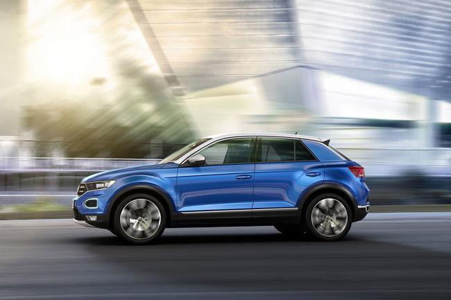 Volkswagen lève le voile sur son nouveau T-Roc