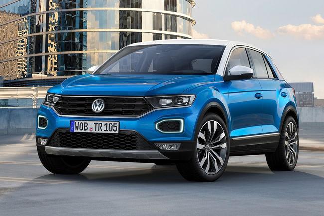 VW confirme l'arrivée d'un T-Roc Cabriolet