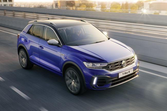Volkswagen T-Roc R : avec 300 ch