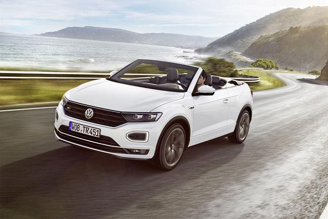 T-Roc Cabriolet : Volkswagen tente de mettre un terme à la malédiction