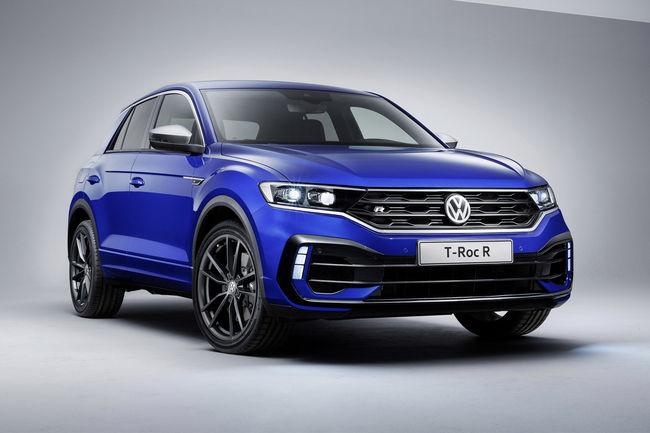 Volkswagen T-Roc R : il sera à Francfort
