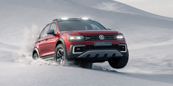 VW dévoile le Tiguan GTE Active Concept