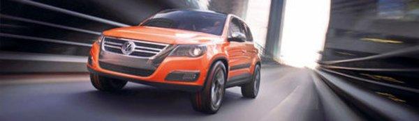 Le Volkswagen Tiguan se dévoile à L.A.