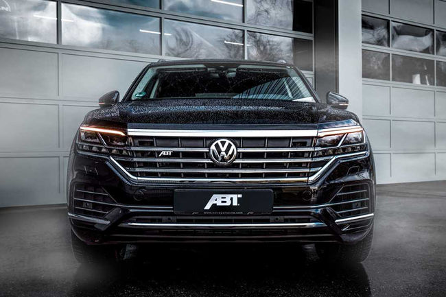 VW Touareg III par ABT Sportsline