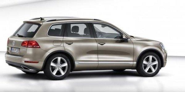 Le Volkswagen Touareg passe à l'hybride