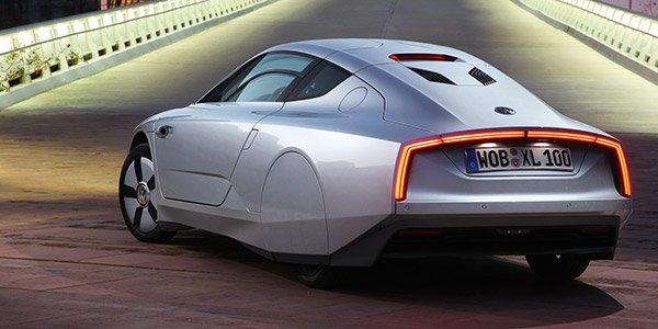 Rumeur : une VW XL1 de sport à l'étude ?