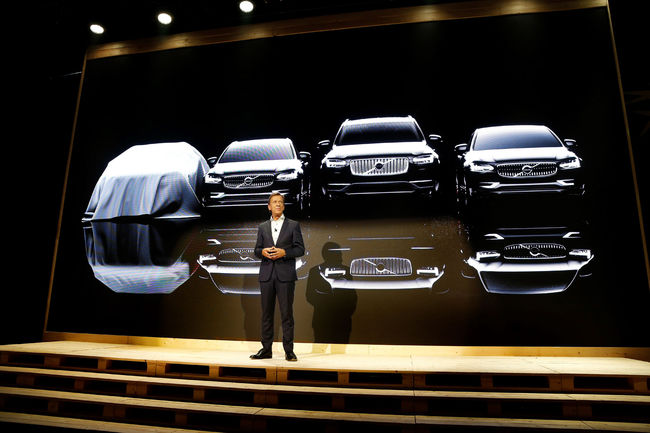 Volvo : Hakan Samuelsson prolongé jusqu'en 2022