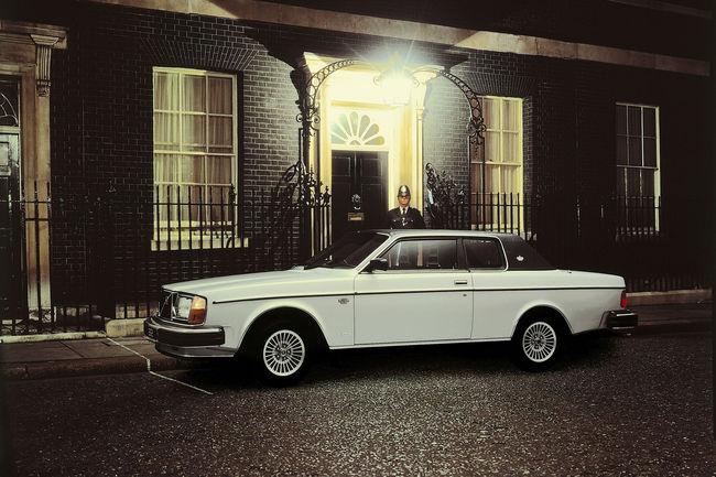 Volvo fête les 40 ans de la 262 Coupé