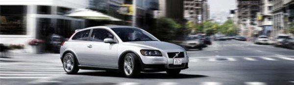 La Volvo C30 dévoile ses tarifs
