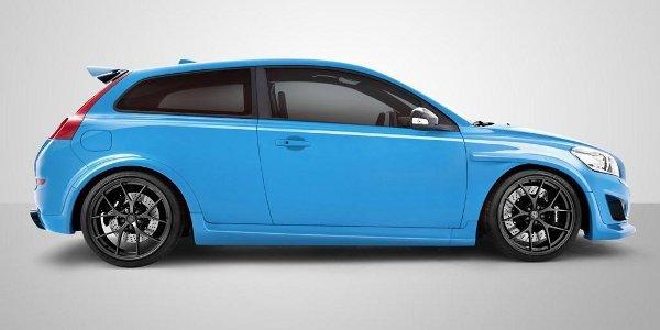 Un avenir pour la Volvo C30 Polestar