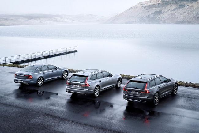 Résultat d'exploitation en hausse pour Volvo Cars