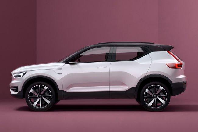 40.1 et 40.2 : les futures compactes premium de Volvo